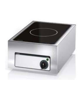 Option pour Frontcooking : plaque de cuisson à induction 1 zone - Photo non contractuelle