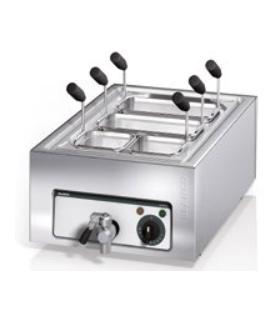 Option pour Frontcooking : cuiseur à pâtes - modèle 4 paniers (GN 1/6 et GN 1/3) - PHOTO NON CONTRACTUELLE