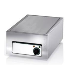 Option pour Frontcooking : plaque de maintien en température - Photo non contractuelle