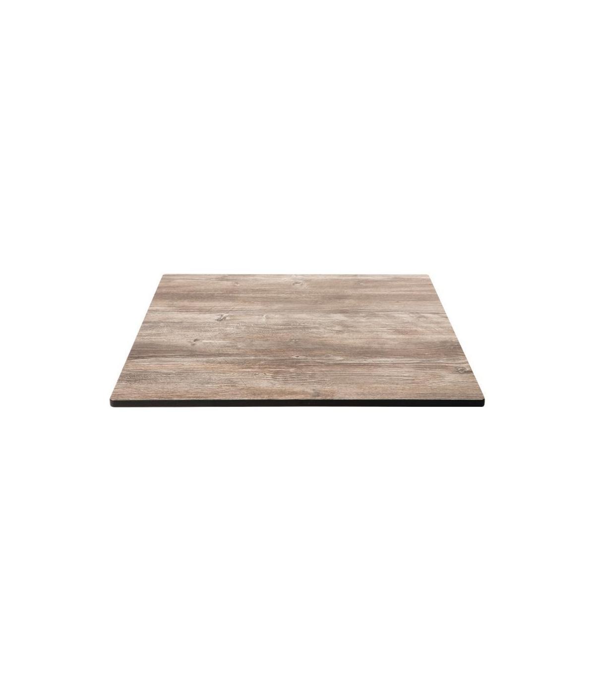 plateau table carr ext rieur diff rents coloris. Black Bedroom Furniture Sets. Home Design Ideas