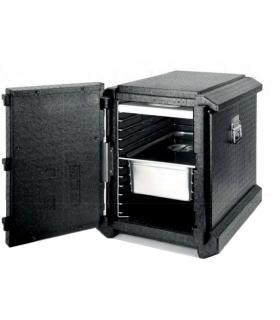 Conteneur isotherme avec charnière 83 litres