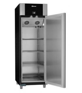 Armoire négative ECO PLUS - 610 litres - coloris noir