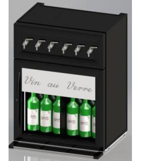 Distributeur de vins au verre