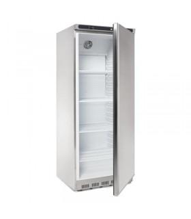 Armoire réfrigérée positive inox Polar 600 L