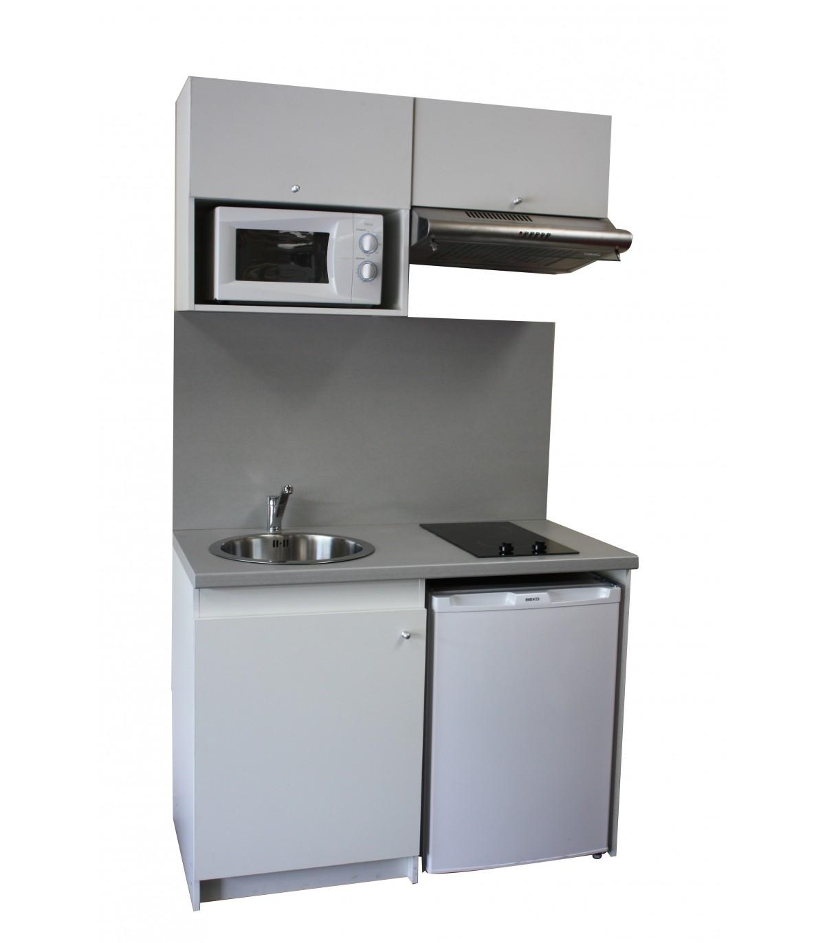 kitchenette mini cuisine compl te id ale mat riel cuisine pro. Black Bedroom Furniture Sets. Home Design Ideas