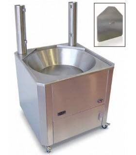 Machine à churros à gaz automatique