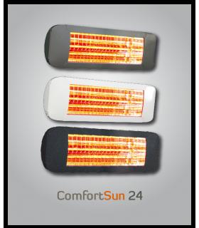 "Chauffage à infrarouge ""ComfortSun 24"""