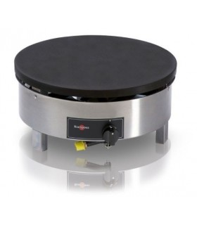 crepiere krampouz à gaz diametre 40 cm avec ou sans robinet de securite