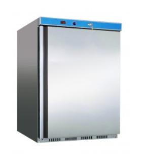 Mini armoire réfrigérée inox négative