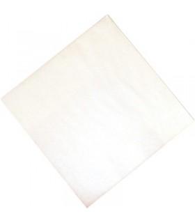 Lot de 1000 serviettes blanches en papier professionnelles 400mm