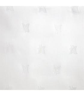 """Boîte de 10 serviettes en coton motif """"feuille de lierre"""" 559mm"""