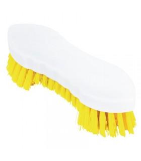 Brosse dure jaune - Jantex