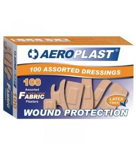 Pansements sans latex assortis - Aeroplast