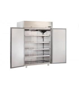 Armoire réfrigérée sans montant central, positive ou négative