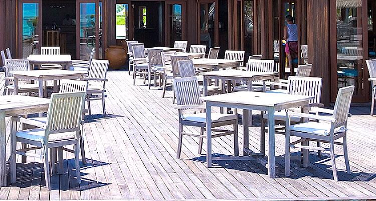 mobilier extérieur terrasse