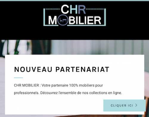 CHR MOBILIER - partenaire et spécialiste du mobilier pour vos commerces